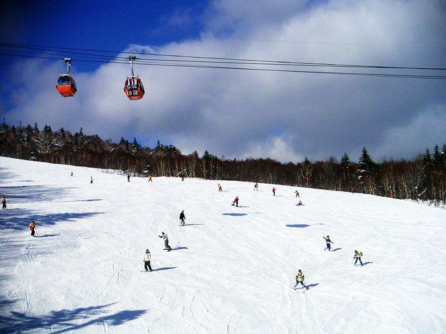 【各名所】札幌国際スキー場
