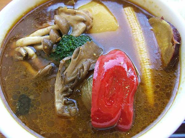 北海道3大食文化 スープカレー編