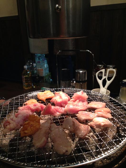 ホルモンキング花川店